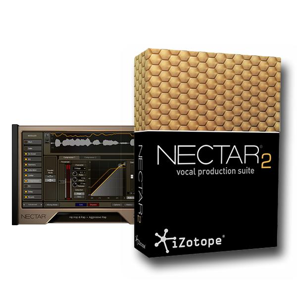Izotope NECTAR 2 – Mac