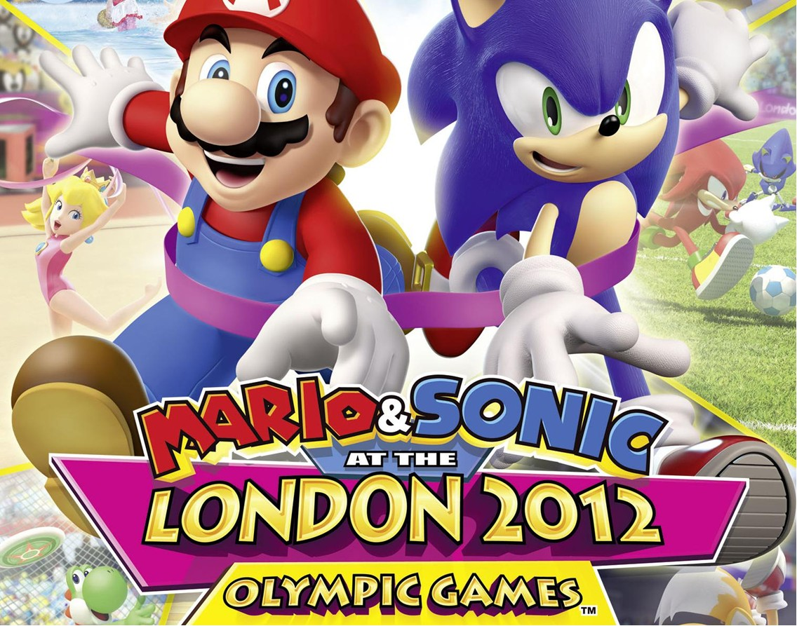 London 2012 Olympic Games – Wii