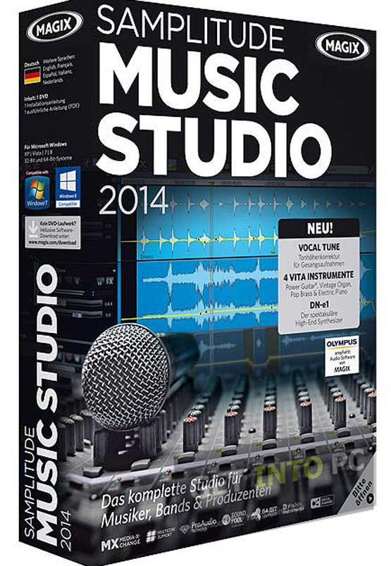 Music Studio 2014