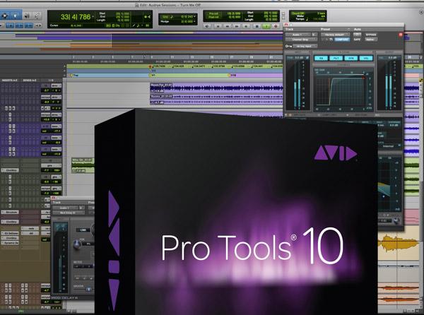 Pro Tools 10.3.9 x Mac