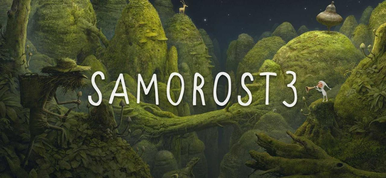 Samorost 3 v1.2 – IOS (iPad/iPhone)