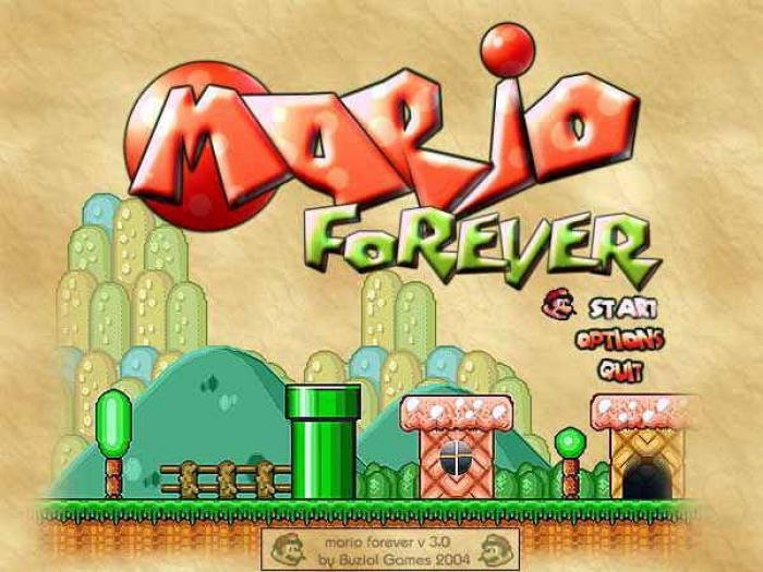 Super Mario Forever – PC