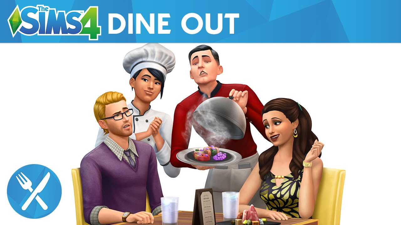 The Sims 4 Dine – PC