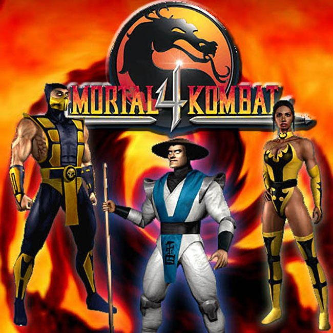 Mortal Kombat 4 – PC