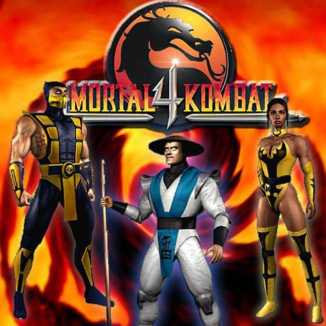 Mortal Kombat 4 – PC