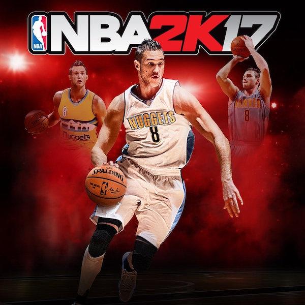 NBA 2K17 – XBOX 360