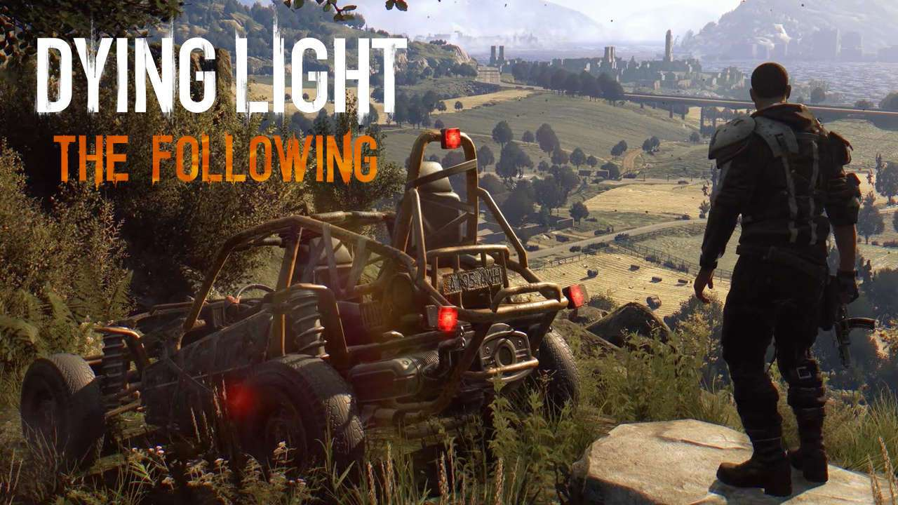 DYING LIGHT THE FOLLOWING ENHANCED EDITION – PC