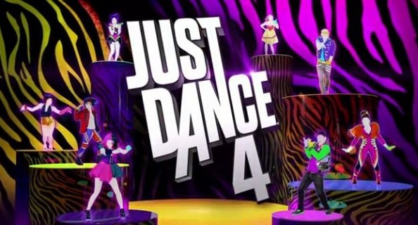 Just Dance 4 – Xbox 360