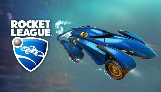 Rocket League Triton – PC