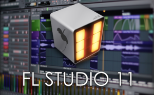 fl-studio-11 + plugins