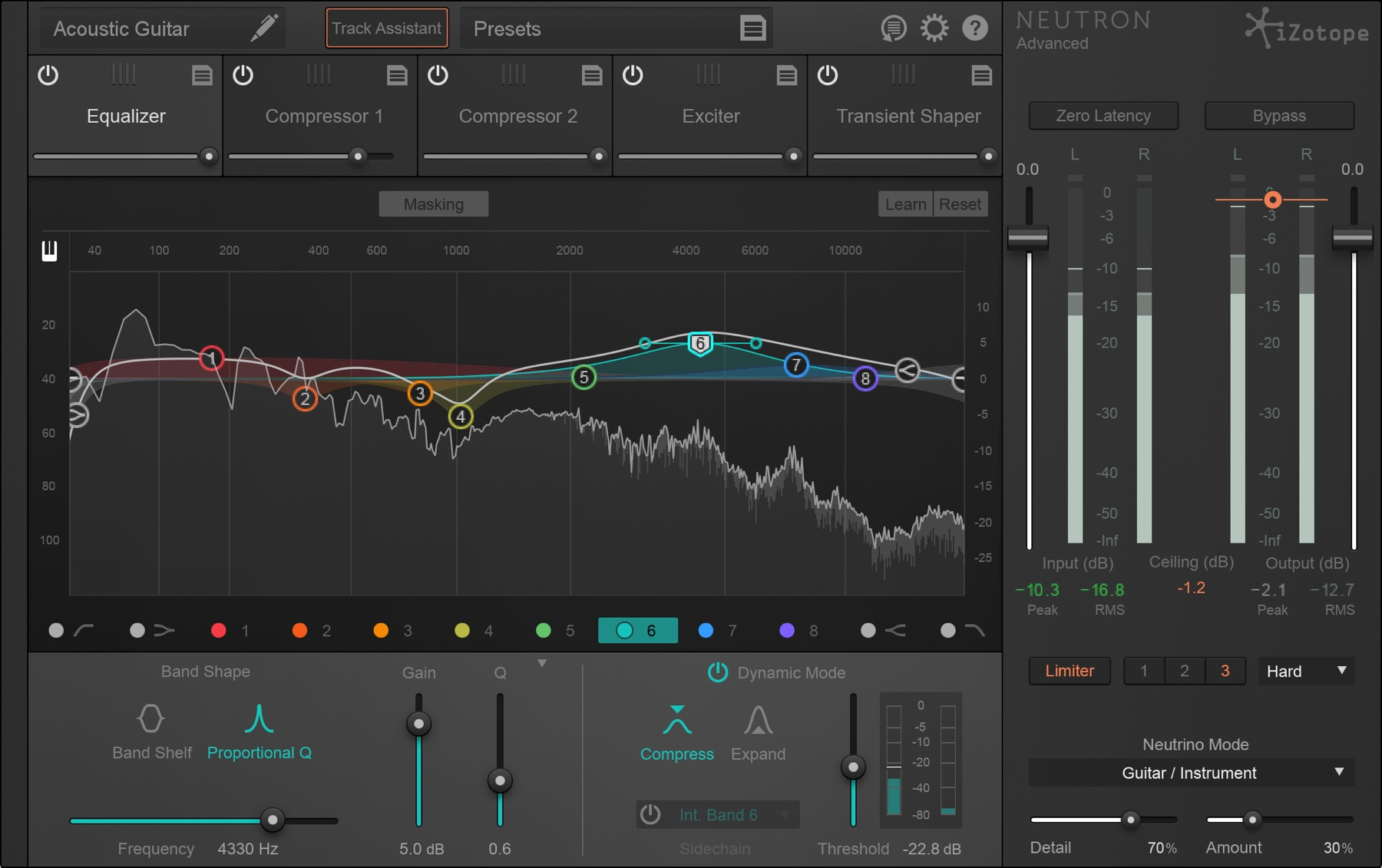 Izotope Neutron Advanced 1.00 MAC