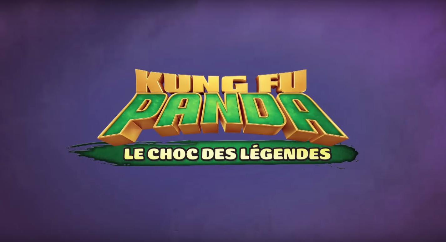 Kung Fu Panda Le Choc des Legendes – XBOX 360