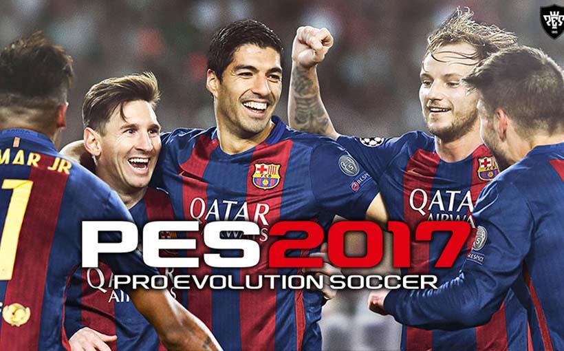 PES 2017 – PS3