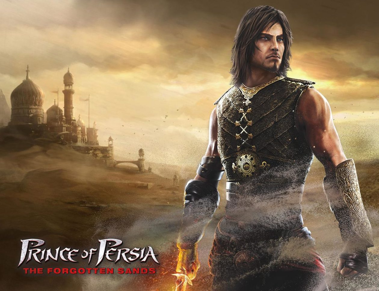 Prince of Persia the forgotten sands – PC
