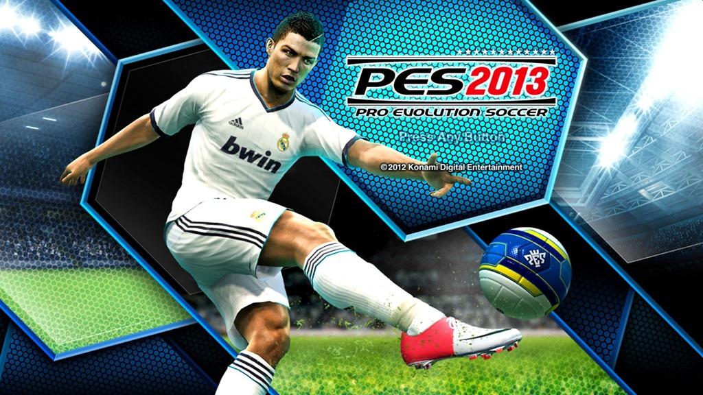 Pro Evolution Soccer 2013 – PC