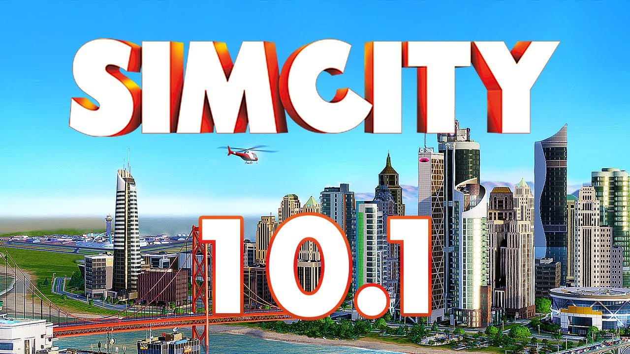 SimCity + Update 10.1 – PC