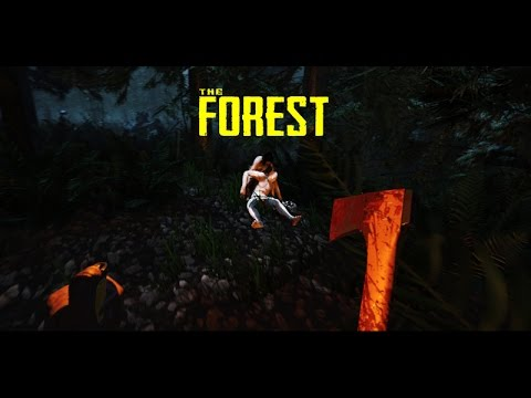 The Forest Public Alpha v0.43 – PC