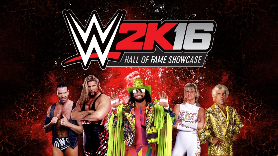 WWE 2K16 – PS3