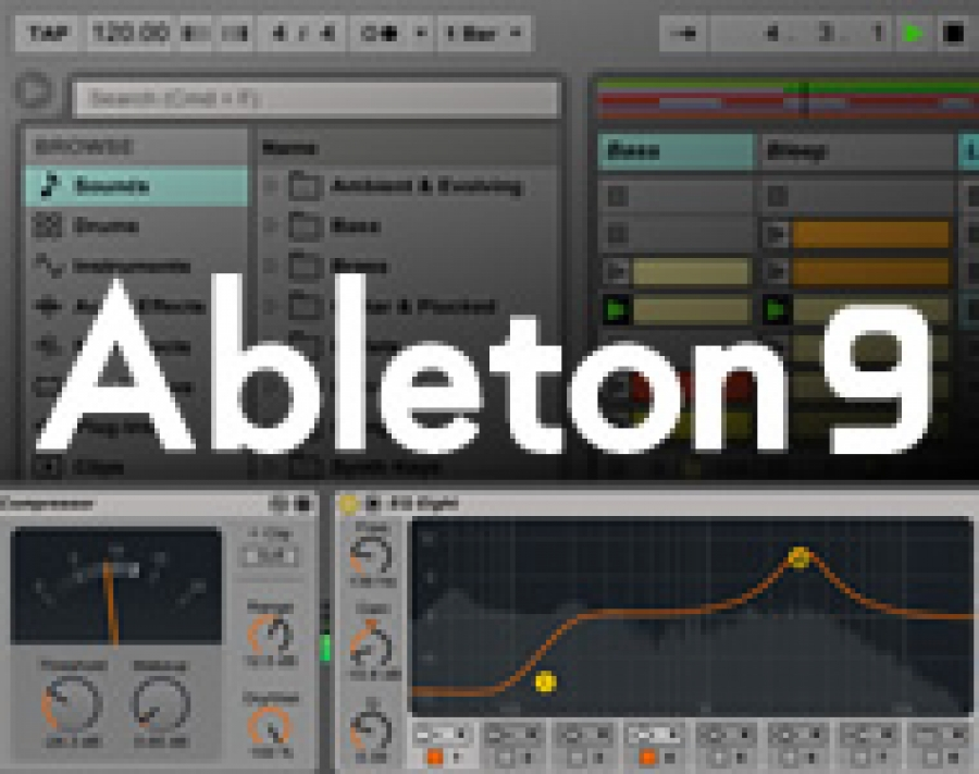 Ableton Live 9.0.2 SUITE – PC WINDOWS