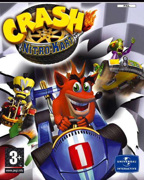 Crash Nitro Kart – XBOX 360