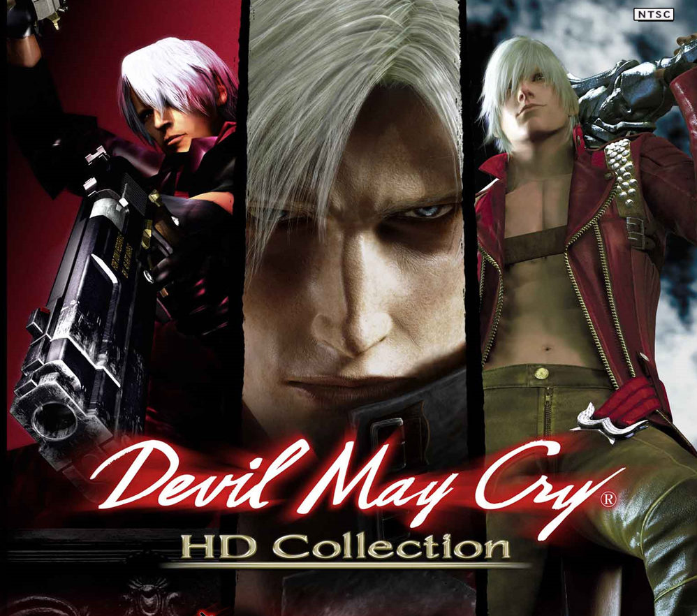 Devil May Cry HD Collection – XBOX 360
