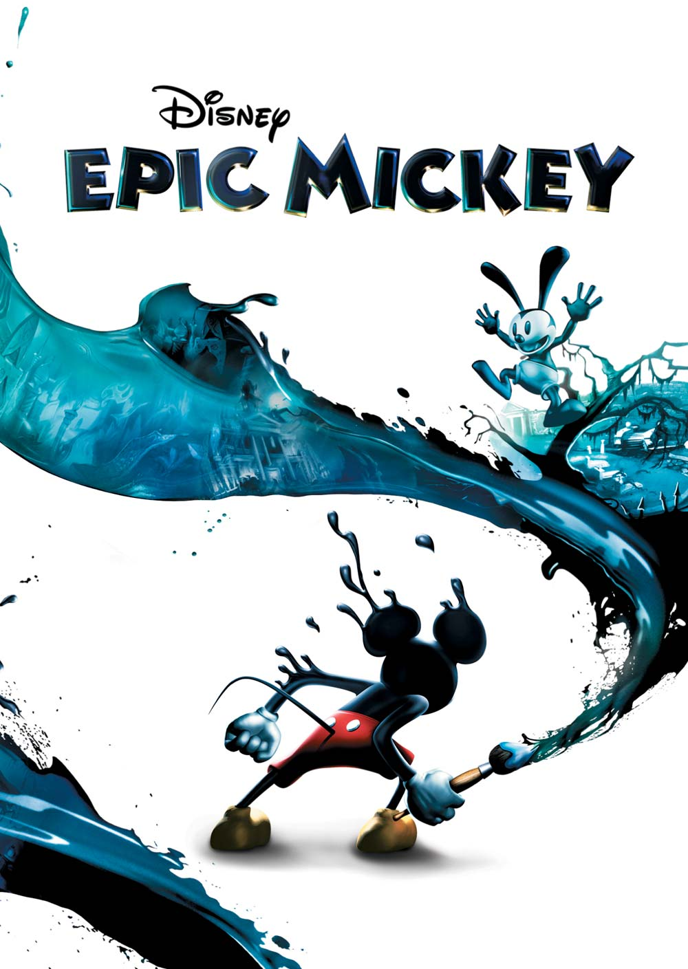 Disney Epic Mickey – Wii