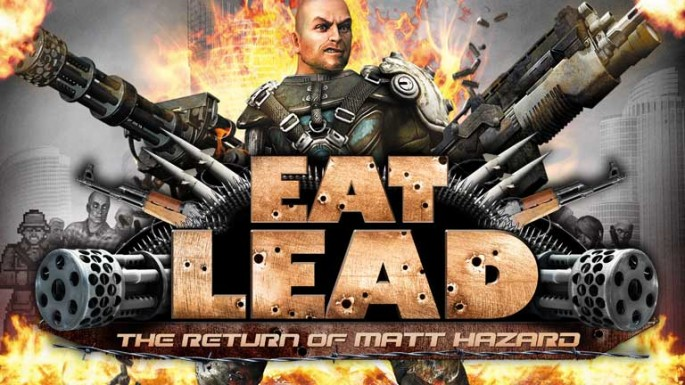 Eat Lead The Return of Matt Hazard – XBOX 360