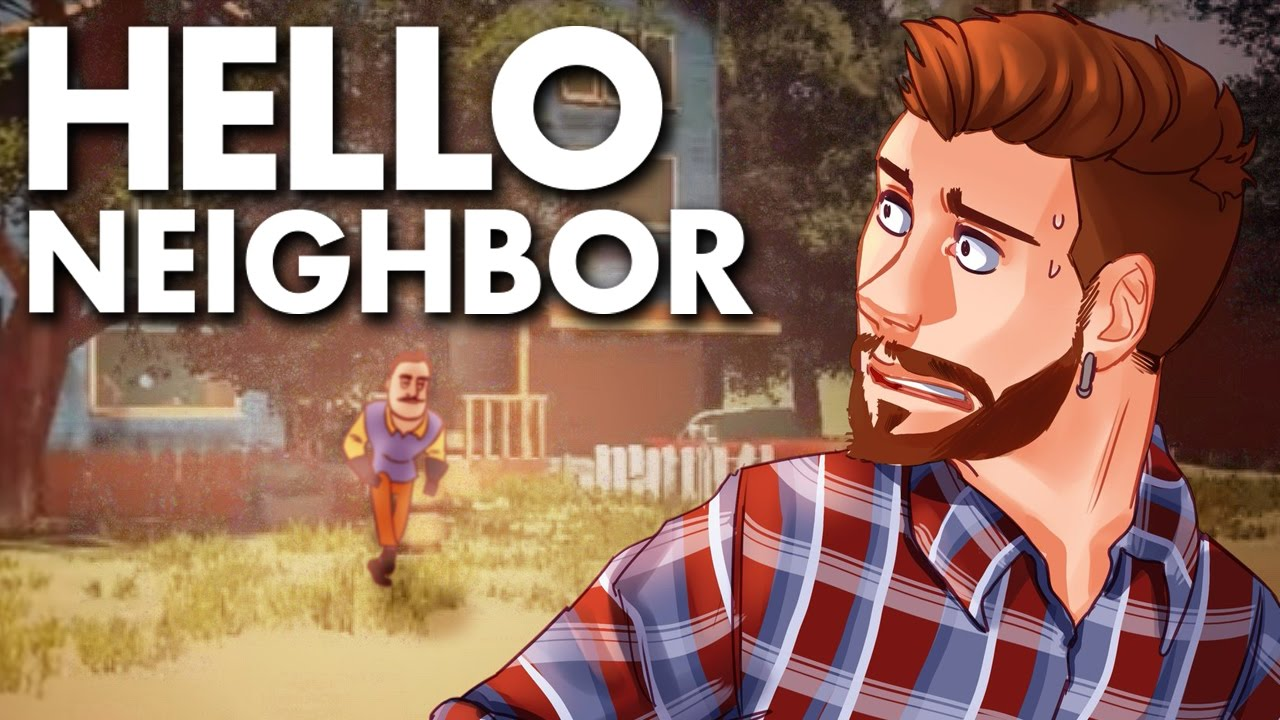 Hello Neighbor Alpha 1 – PC