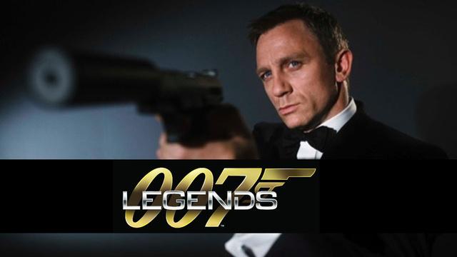 JAMES BOND 007 LEGENDS – Xbox 360