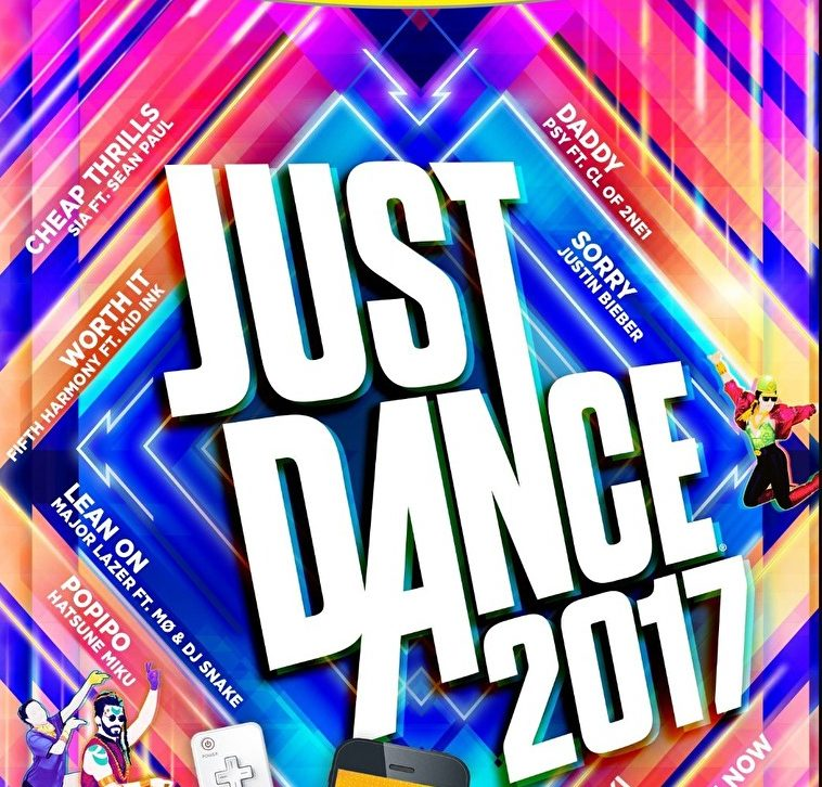 Just Dance 2017 – XBOX 360