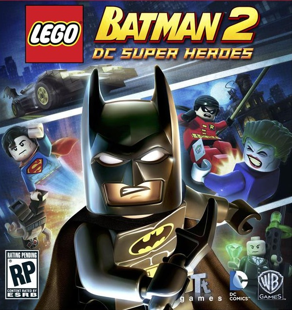 LEGO Batman 2 DC Super Heroes – PC