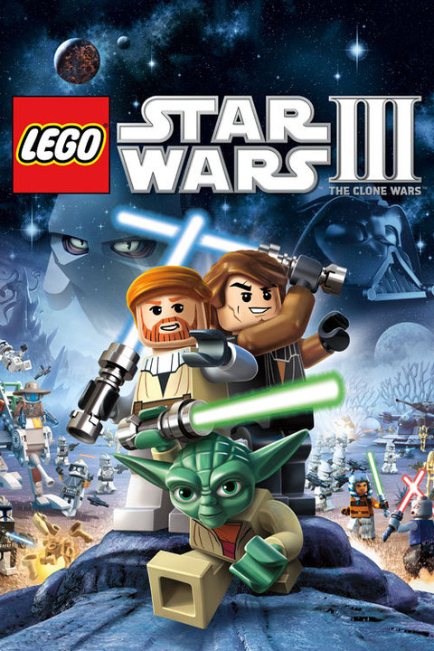 LEGO Star Wars III The Clone Wars – XBOX 360
