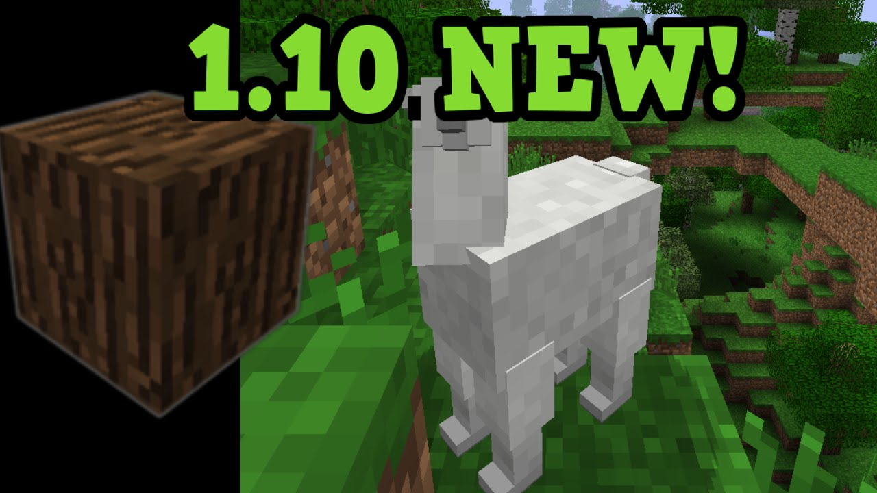 Minecraft 1.10 – MAC – LINUX