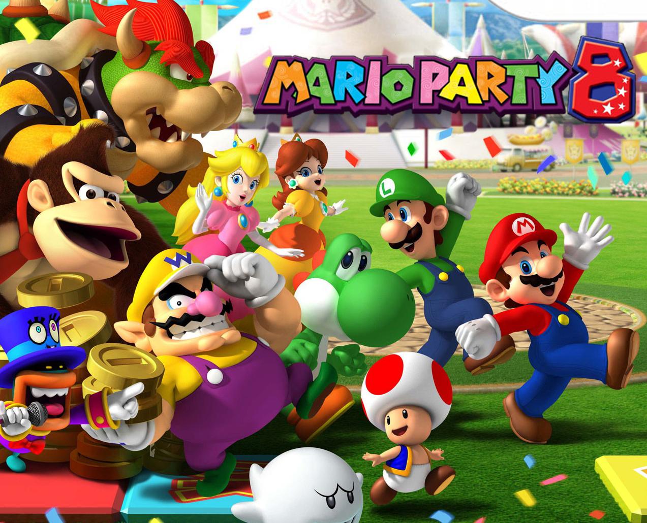 Mario Party 8 – Wii