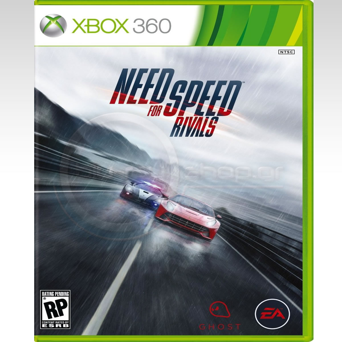 Need For Speed Rivals – XBOX 360