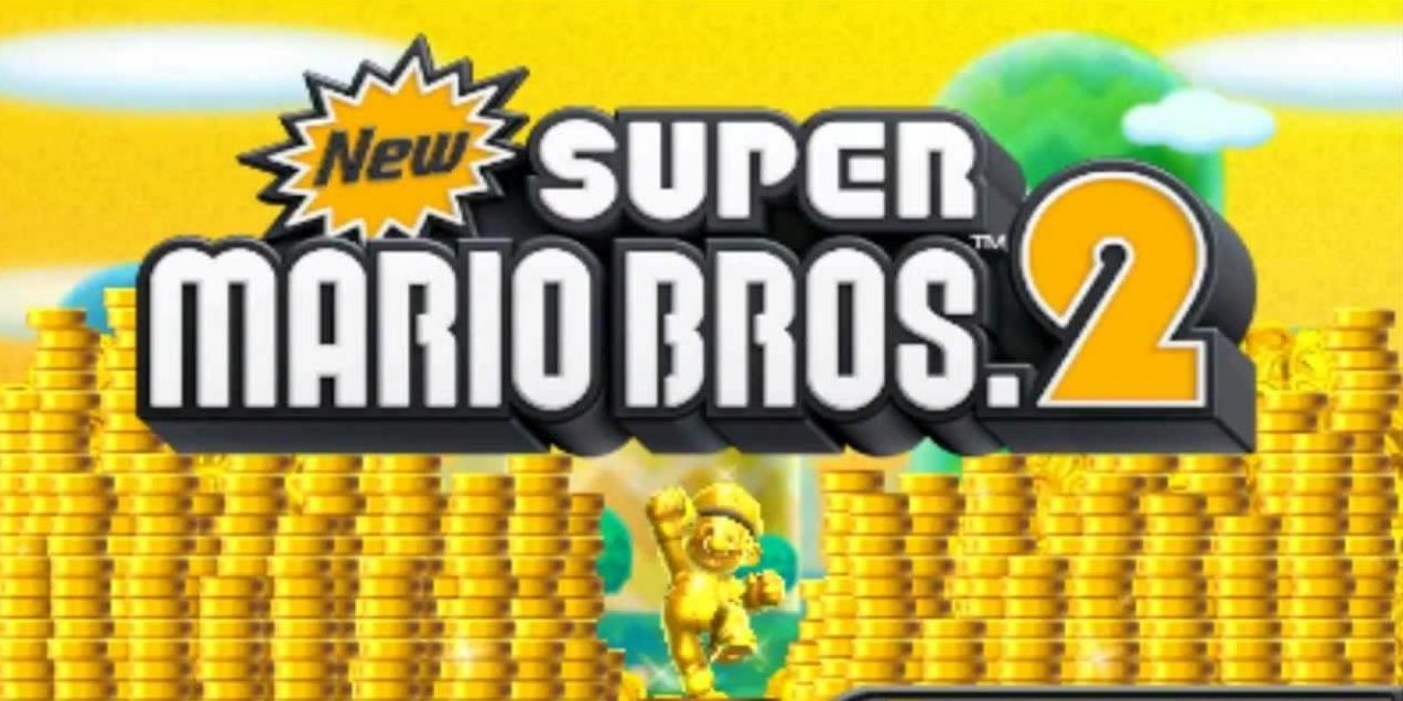 New Super Mario Bros 2 – Wii