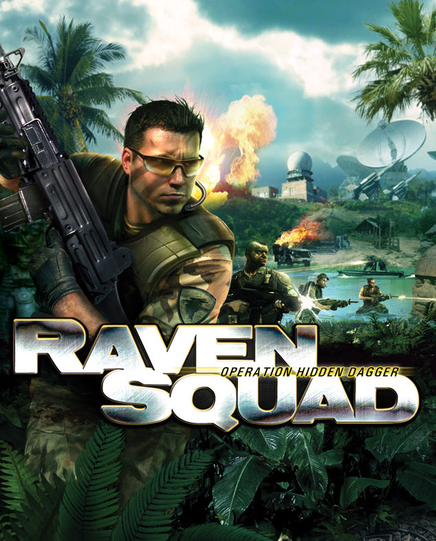 Raven Squad Operation Hidden Dagger – XBOX 360
