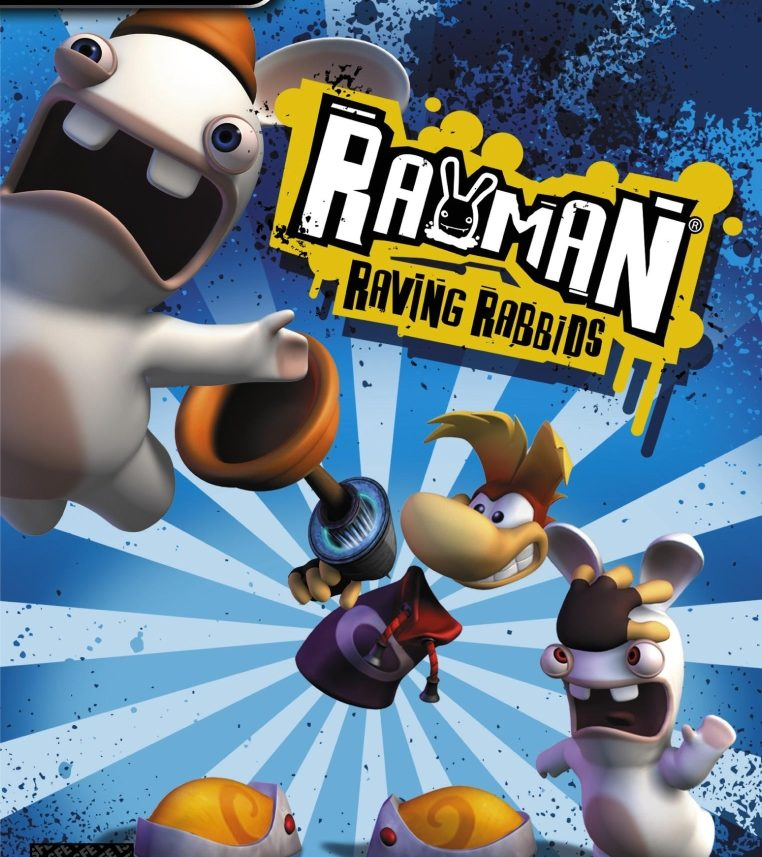 Rayman Raving Rabbids – XBOX 360