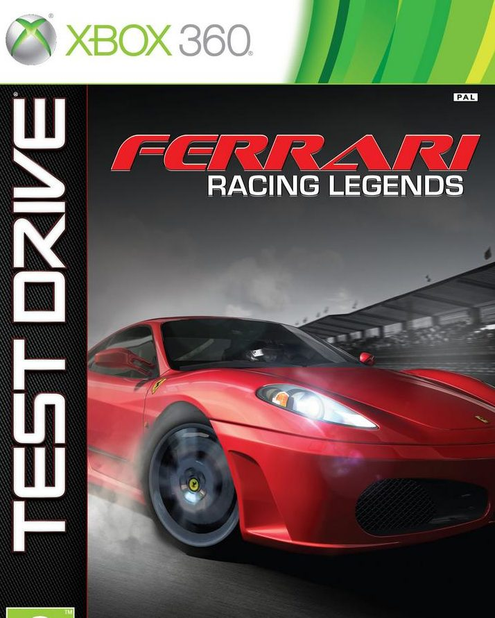 Test Drive Ferrari Racing Legends – XBOX360