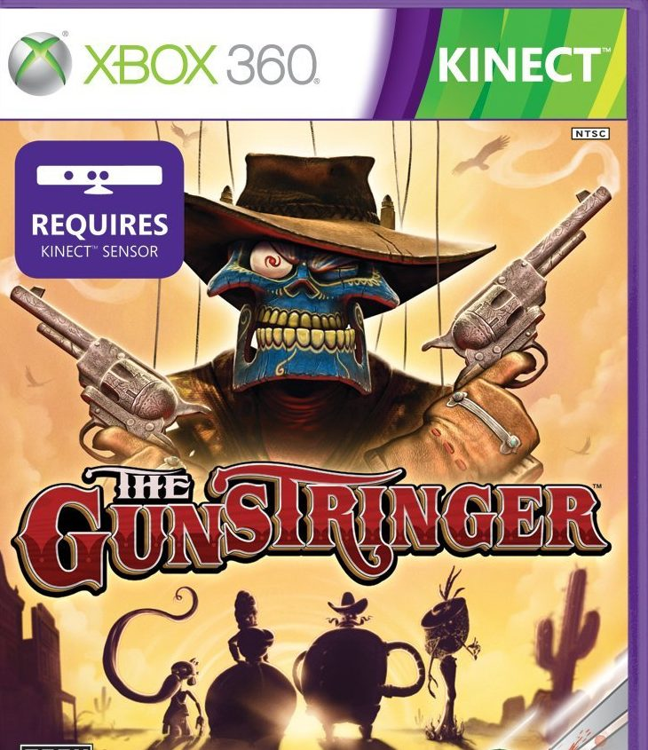 The Gunstringer Kinect – Xbox 360
