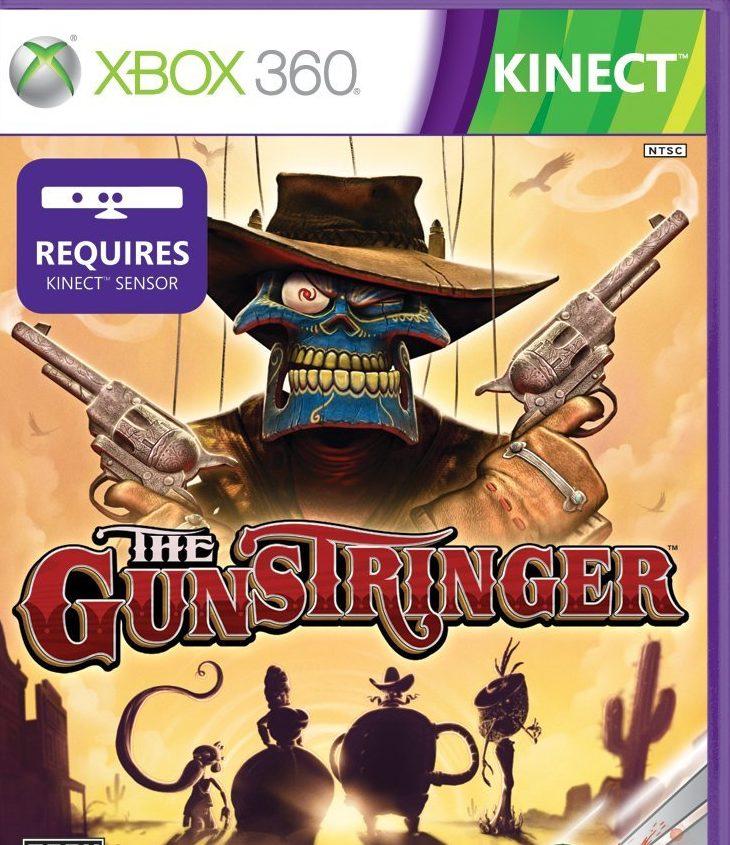 The Gunstringer Kinect – Xbox 360