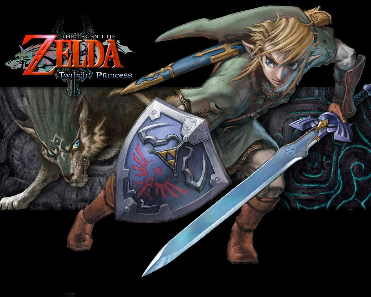 The Legend of Zelda Twilight Princess – Wii
