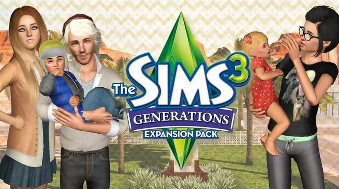 The Sims 3 Generations – PC