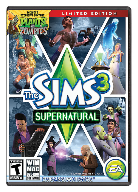 The Sims 3 Supernatural – PC