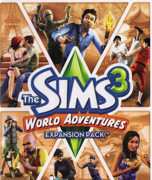 The Sims 3 World Adventures – PC
