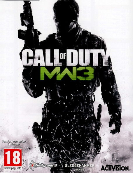Call of Duty Modern Warfare 3 – Wii
