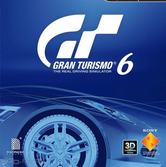 Gran Turismo 6 – PS3