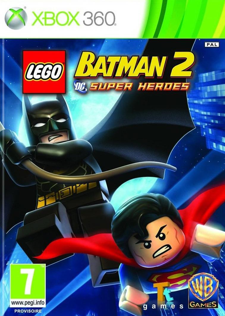 LEGO Batman 2 DC Super Heroes – XBOX 360