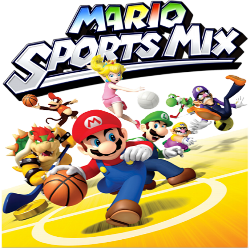 Mario Sports Mix – Wii