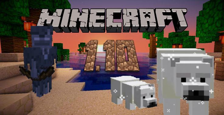 Minecraft 1.10 – PC